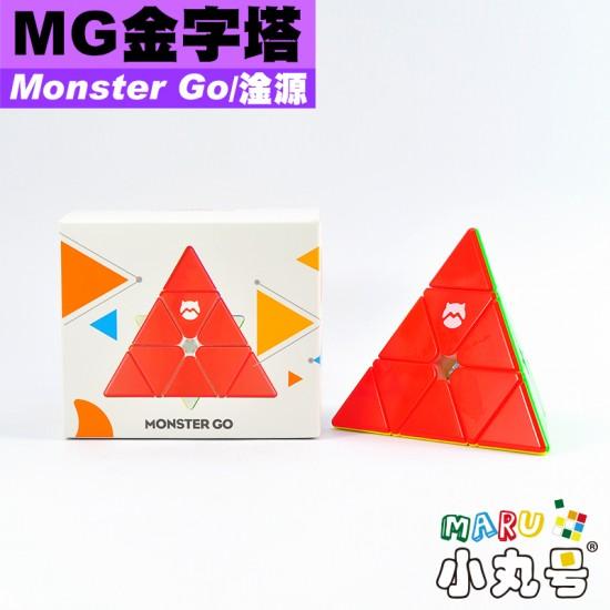 淦源 - Monster Go -  Pyraminx - MG金字塔