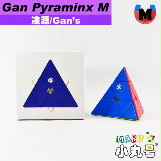 淦源 - Pyraminx 金字塔 - 磁力金字塔 軸定位標準版