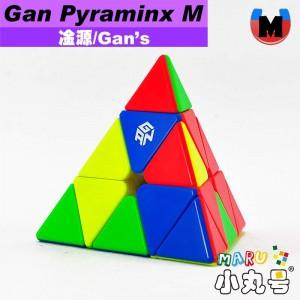 淦源 - Pyraminx 金字塔 - 磁力金字塔 全向軸定位版