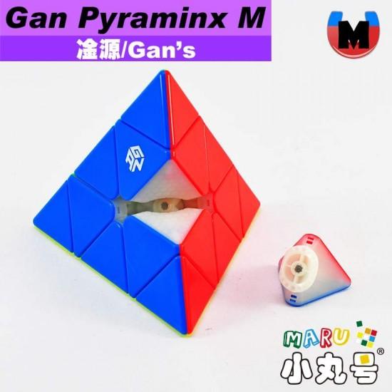 淦源 - Pyraminx 金字塔 - 磁力金字塔 軸定位探索者版