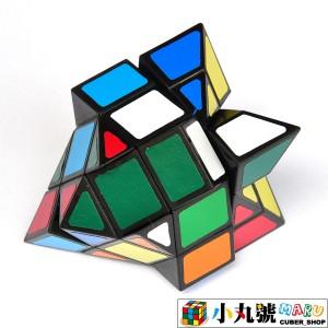 異形方塊 - 八面飛碟 - 黑色