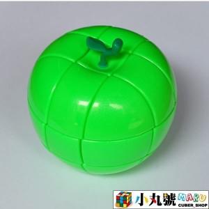 異形方塊 - 蘋果方塊 - 青蘋果