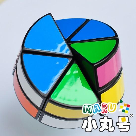 點盛 - 異形方塊 - 兩層圓餅方塊