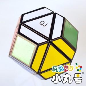 QJ - 異形方塊 - 金剛臉譜