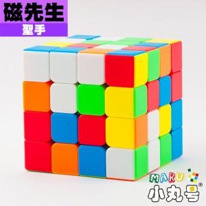 聖手 - 4x4x4 - Mr.M 磁先生 原廠改磁版