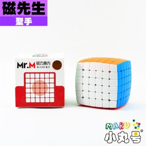 聖手 - 6x6x6 - Mr.M  磁先生 原廠改磁版