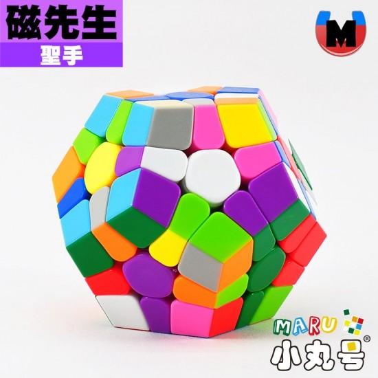 聖手 - Megaminx 正十二面體 - Mr.M 磁先生五魔