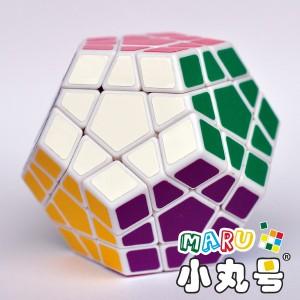 聖手 - Megaminx(十二面體) - 三階五魔