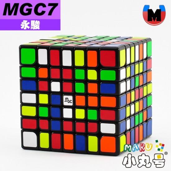 永駿 - 7x7x7 - MGC 磁力七階