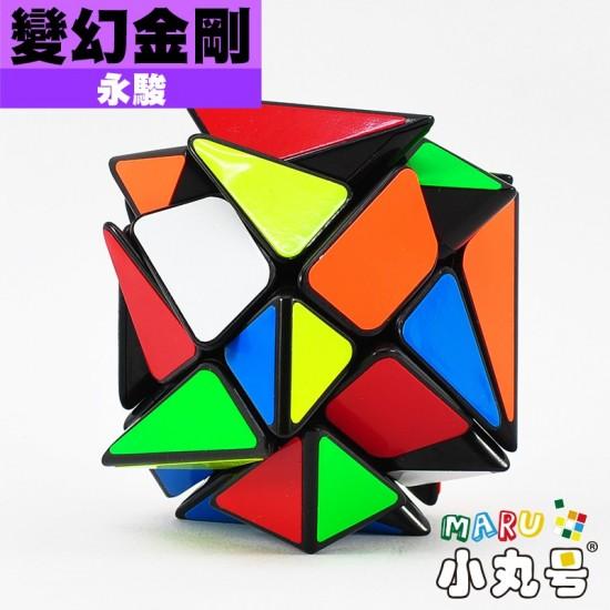 永駿 - 異形方塊 - 變幻金剛 ( 軸方塊 Axis Cube )