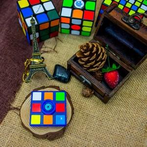 【指尖飛輪】方塊轉轉 Cube Spinner  Fidget Spinner (手指陀螺、指尖陀螺)