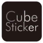 Cubesticker