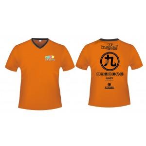魔術方塊T恤 - 第九屆紀念服 - V領