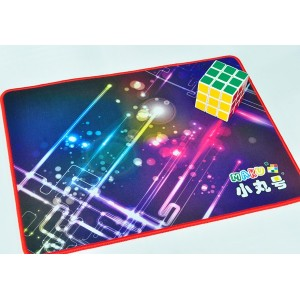 魔術方塊專用墊 - 大 - 極光紅(新)- 40*30cm