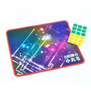 魔術方塊專用墊 - 小 - 極光紅- 27*22cm