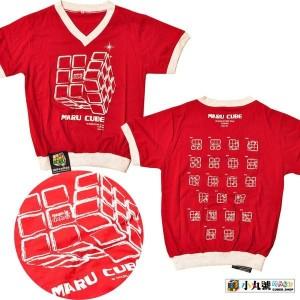 魔術方塊T恤 - 第三屆紀念服 - 有領