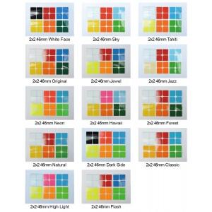 Cubesticker貼 - 2x2 - 46mm全系列 (適用星痕 無瑕)