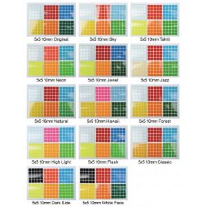 Cubesticker貼 - 5x5 - 10mm全系列