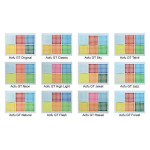 Cubesticker貼 - 7x7 - AoFu GT 傲賦GT全系列 (適用MF7S 冠賦)