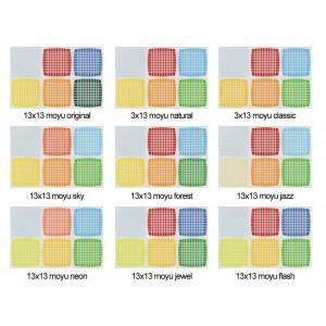 Cubesticker貼 - 13x13 - Moyu 魔域十三階 全系列