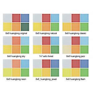 Cubesticker貼 - 8x8 - 黃龍 全系列 Huanglong 8x8