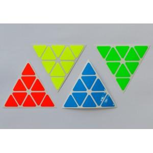 Cubesticker貼 - Pyraminx