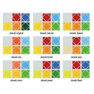 Cubesticker貼 - Skewb - Standard 全系列