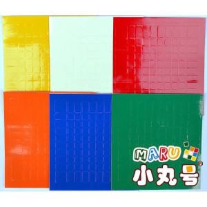 聖手 - 原廠十階方塊專用貼紙 - 10x10x10