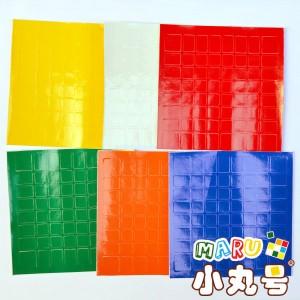 聖手 - 原廠八階方塊專用貼紙 - 8x8x8