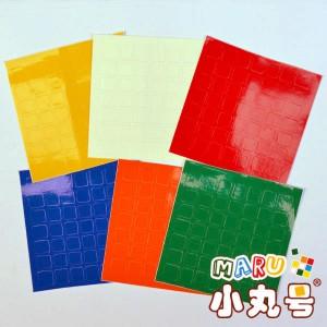 聖手 - 原廠小七階方塊專用(玲瓏)貼紙 - Mini7x7x7