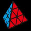 金字塔方塊(Pyraminx)