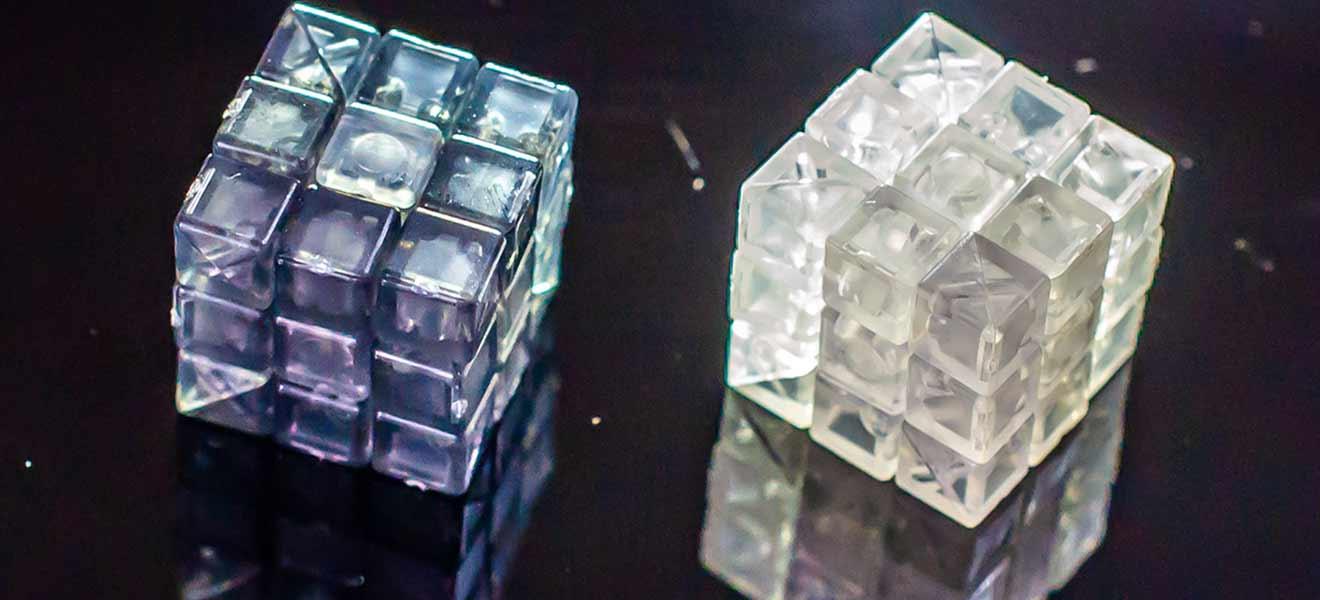 小丸號研發製造奈米丸三階魔術方塊